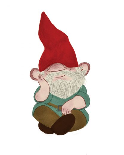 Napping Gnome